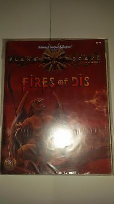 Fires of Dis (Planescape Adventure) Dungeon and Dragons Lvl 5-9