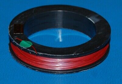 "Dumet Wire, Glass-to-Metal Seal, .35mm (.014"") x 50'"