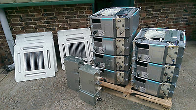 Toshiba VRF Air Conditioning - MMU Cassettes, Grilles and Flow Selector Boxes