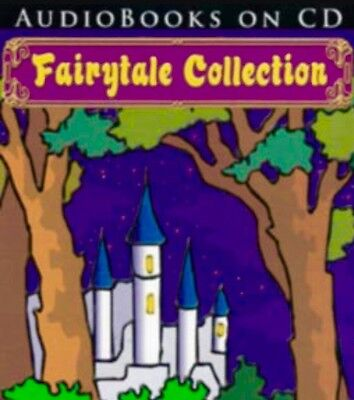 Children's Fairytale's Audio Book Collection 14 Stories on 1 x CD