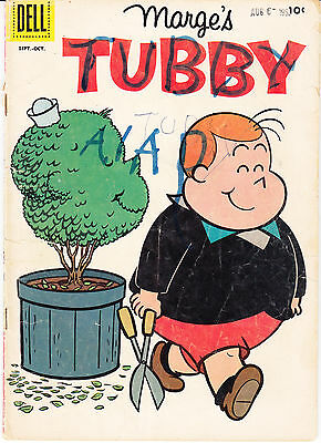 Marge's Tubby #30 (Sep-Oct 1958, Dell)
