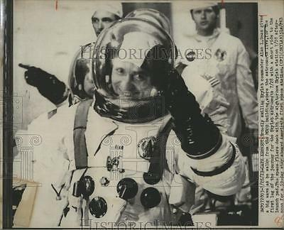 1973 Press Photo Skylab Astronaut Alan L. Bean - RSH06885