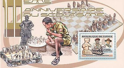 (223751) Scouting, Chess, Guinea
