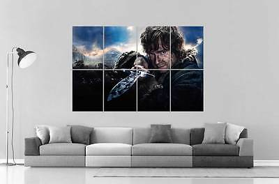 Hobbit the Battle of the Five Armies Poster Format A0 Wide Print