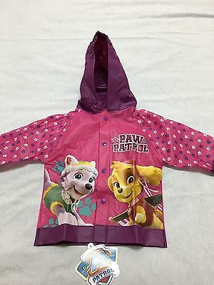 rain coat for Girls size 5T