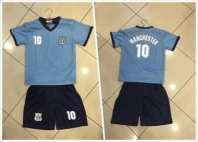 MAILLOT foot MANTCHESTER CITY  enfant  neuf 2017