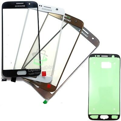 Oem Original Quality Replacement Front Screen Glass Lens for Samsung Galaxy S7