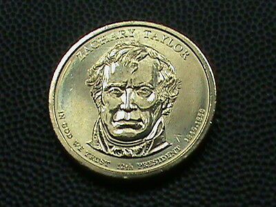 UNITED  STATES   1  Dollar   2009  -  D    BRILLIANT  UNCIRCULATED  ,  TAYLOR