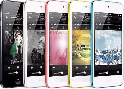 Apple iPod Touch 5th Generation, (16GB, 32GB, 64GB) All Colors fully restored