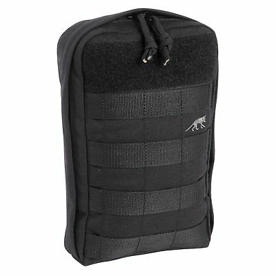 Tasmanian Tiger TT Tac Pouch 7 Black Universal Accessory Pouch Army Bag Firstaid