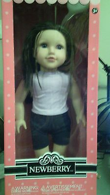 Newberry Doll Jaquie Like New with box