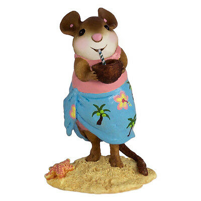 BEACH BABE by Wee Forest Folk, WFF# M-577 NEW for 2016!
