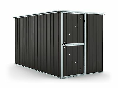 Garden Shed 1.55m x 3.07m x 1.82m Ironsand Tool Storage Sheds Cheap NEW