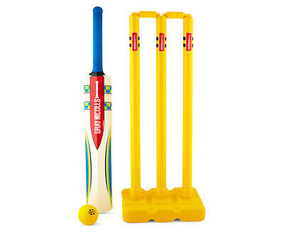 Gray Nicolls Plastic Beach Cricket Set