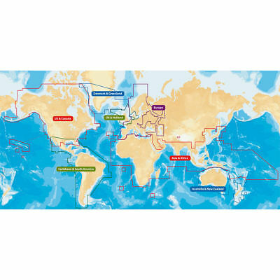 Navionics CF/Nav+W Download World