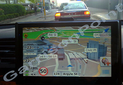 GPS SAT NAV SW for Android on DVD+ 02.2017 map Camera Alerts Bus/School Zone