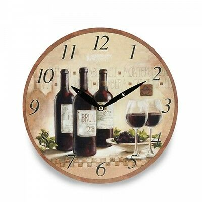Watch Wall Glass Wine Winery Office Wine