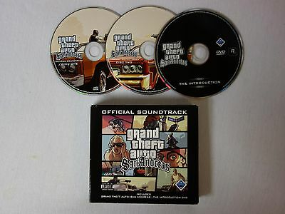 GTA Grand Theft Auto San Andreas Official Soundtrack