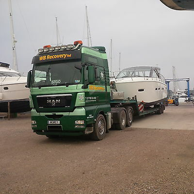 Boat And Narrowboat Transport Anywhere In The UK and Ireland