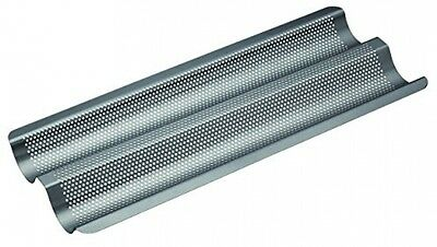 Master Class Crusty Bake Non Stick Baguette Baking Tray -  39 Cm - Fast Shipping