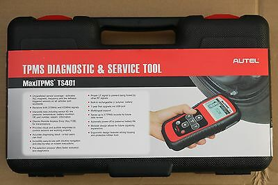 Genuine Autel TS401 TMPS Tool, IRL Stock No Extra Customs Charges