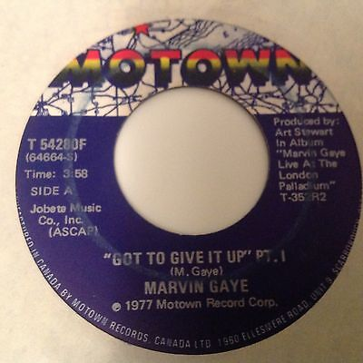 Marvin Gaye-Got To Give It Up Pts 1&2-Canadian Motown.t-54280