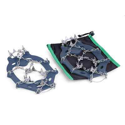OUTAD Strap Type Crampons Ski Belt High Altitude Hiking Slip-resistant Snow, Ice