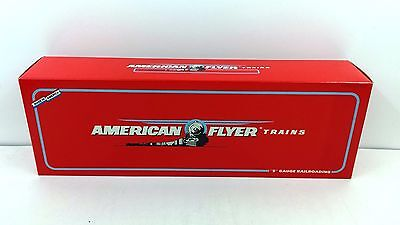 American Flyer 6-48117 Northern Pacific PB-1 Non-Powered Engine w Railsounds C-9