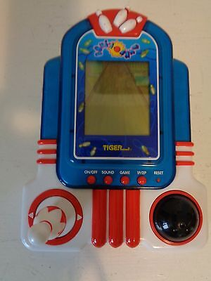 Vintage Tiger Electronics Handheld Bowling Game Working