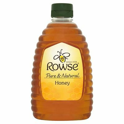 Rowse Squeezy Blossom Honey Clear - 680g (23.99 oz  x  1)