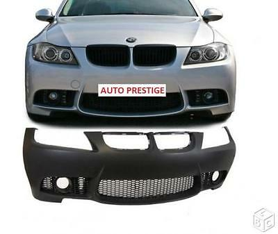 BMW E90 E91 Parechoc avant M3 Look 05-08 PH1 Pare Choc