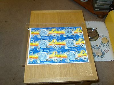 Benefiting Mankind U.S.A Stamps Full Sheet 48 Stamps