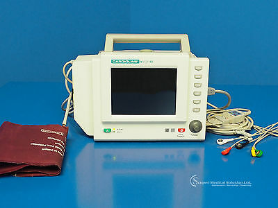 CARDIOLINE vsign50 Patient Monitor with Recorder / Patientenmonitor
