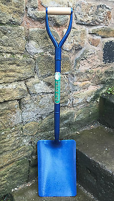 Richard Carter All Steel MYD Taper Mouth Shovel - Digging, Contractors, Builders