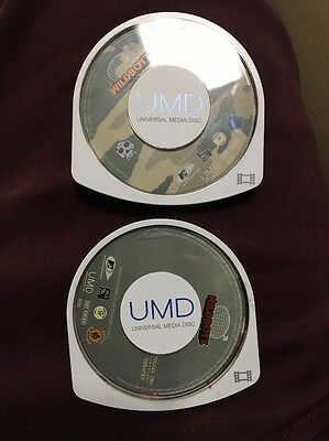Wildboyz Psp Movies One And Two