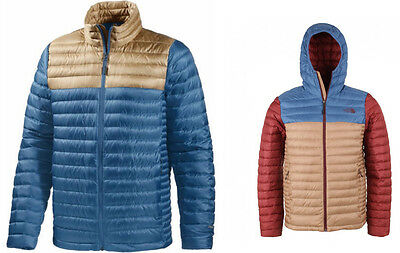 TNF - The North Face Tonnerro (Kapuzen-) Daunenjacke Herren Jacke UVP 200 - 220€