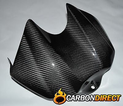 Yamaha R1 100% Carbon Fibre Fuel Tank Cover / Panel  In Gloss 2004 2005 2006 5Vy