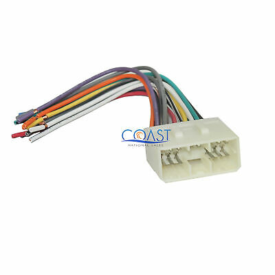 Boss Car Stereo Aftermarket Wiring Harness - Wiring Diagrams Aftermarket Wiring Harnesses on