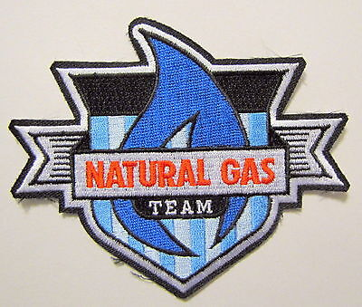 National Gas Team Promo Patch Mint!!!