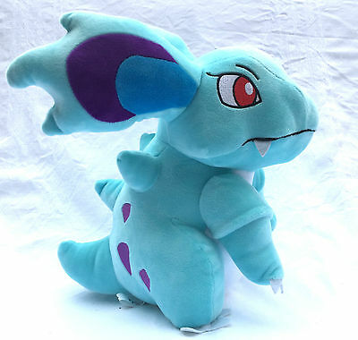 Nintendo Pokemon Nidorina Soft Plush Toy Doll Figure Card Game GO