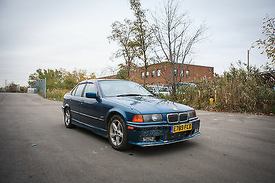 BMW: 3-Series E36 BMW 325i E36 - Auto - Leather - Safety Certified & E-Tested RHD Right Hand Drive
