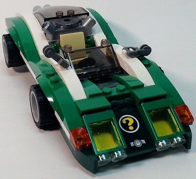 LEGO The Batman Movie 70903 Riddler Riddle Racer Vehicle Only No Minifigure