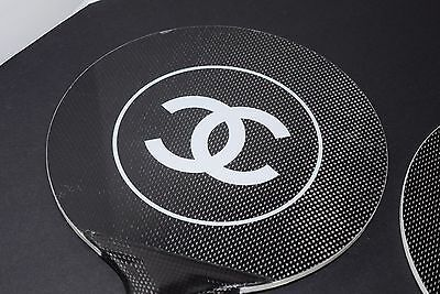 CHANEL Tennis Ping Pong Carbon Fiber Paddles Racket set with rubber ball NEW