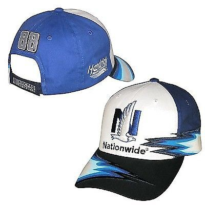 NASCAR  Dale Earnhardt Jr-Nationwide Adjustable Speed Blur Hat Cap