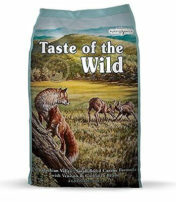Taste of the Wild Natural Grain Free Appalach Valley Venison Dry Dog Food 5lbs