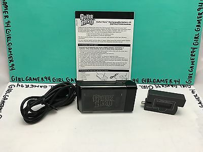The Official Guitar Hero Rechargeable Battery Kit - Xbox360, PS3, PS2