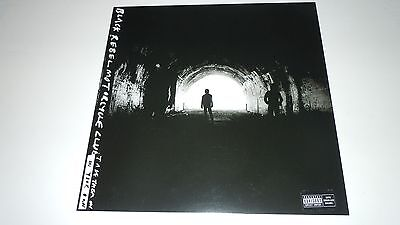 BLACK REBEL MOTORCYCLE CLUB~Promo Poster Flat~Double Sided~12x12~NM~2003