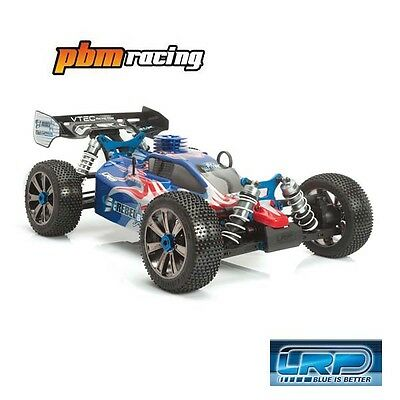 LRP S8 Rebel BX 2.4Ghz RTR LIMITED EDITION 1/8 RC Nitro 4wd Buggy 131322