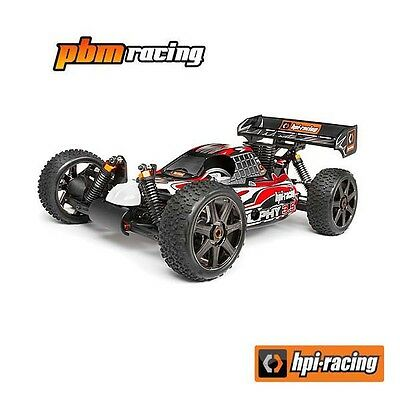 HPI Racing Trophy Buggy 3.5 RTR  2.4Ghz 1/8 RC Nitro 4wd Rallycross Buggy 107012