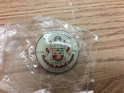 "Accrington Stanley ""Back In The League"" Badge 2006/07, New and Wrapped."